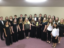 Choir awarded at Dallas Music Festival