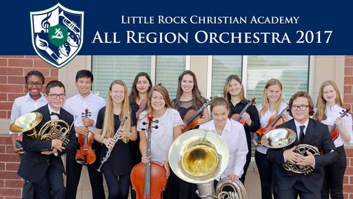 Congratulations All Region Orchestra Members