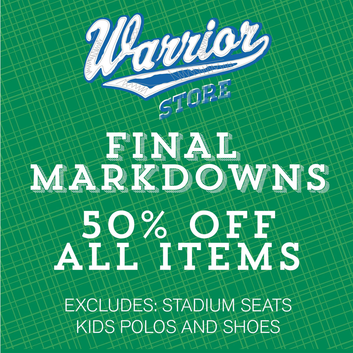 Final Markdowns