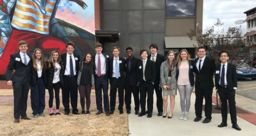 Warriors excel at FBLA District Event