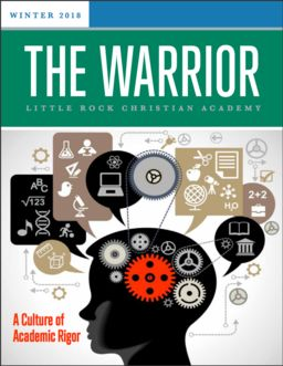 The Latest Issue of THE WARRIOR magazine