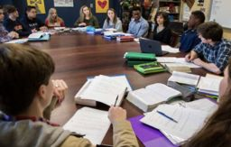 The Harkness Approach Brings Student-Centered, Discussion-Based Learning to LRCA