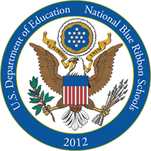 U.S. Department of Education - National Blue Ribbon School - 2012